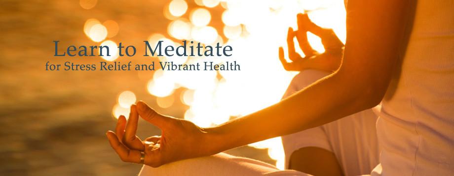 Learn to Meditate, Meditation Retreats, Meditation Instructor Training