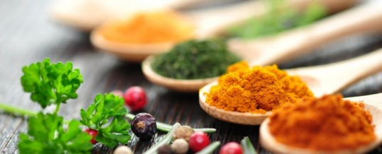 5 Kitchen Spices for Digestion
